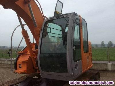 Excavadora hitachi zx135