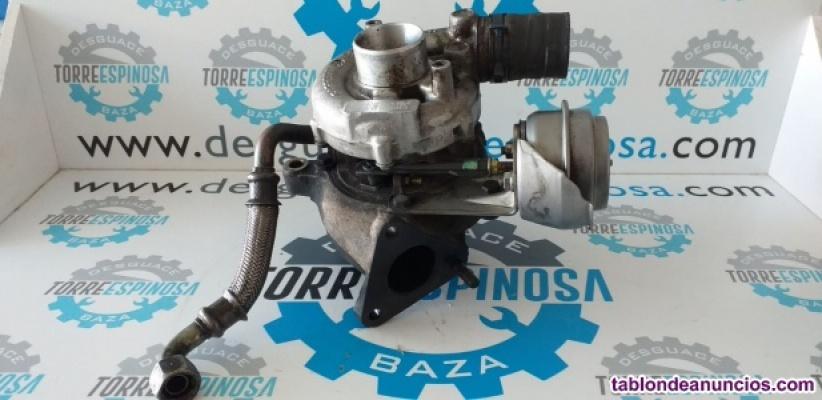 Turbocompresor seat ibiza (6k)