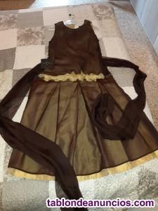 Vestido de Roberto Verino