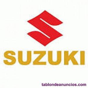 Recambios, piezas y accesorios varios para suzuki alto