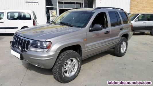Jeep grand cherokee crd laredo