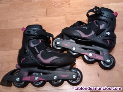 Se venden patines oxelo composite system
