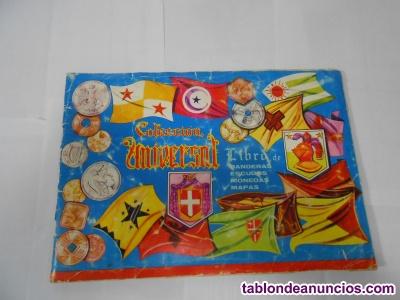 Colección Universal Libro de Banderas Escudos