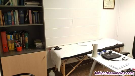 Alquiler despacho medico madrid centro full equipado