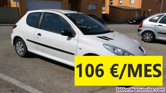 Peugeot 206 1.4 hdi 70 cv