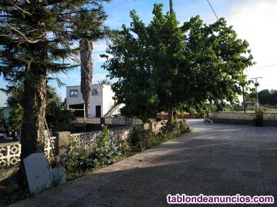 En venta finca rústica de 7 hectareas con vivienda y nave industrial