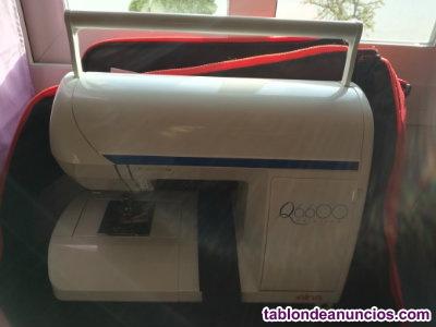 Maquina de coser elna 6600 quilting