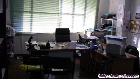 Propietario remata pabellón con oficinas!