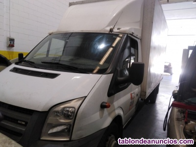 CAMION 3500 FORD FRANSIT CARROZADO