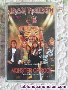 Iron maiden live in italy 1992 cinta