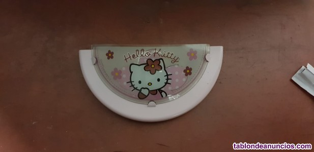LAMPARA HELLO KITTY