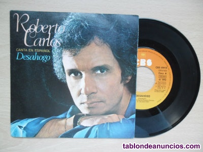 Vinilos single discos originales