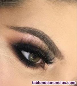Maquilladora profesional para todo tipo de eventos
