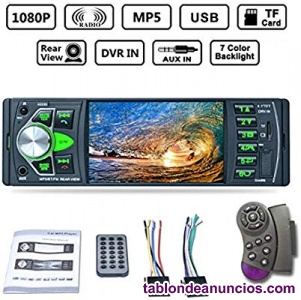 Radio multimedia pantalla hd 4.1
