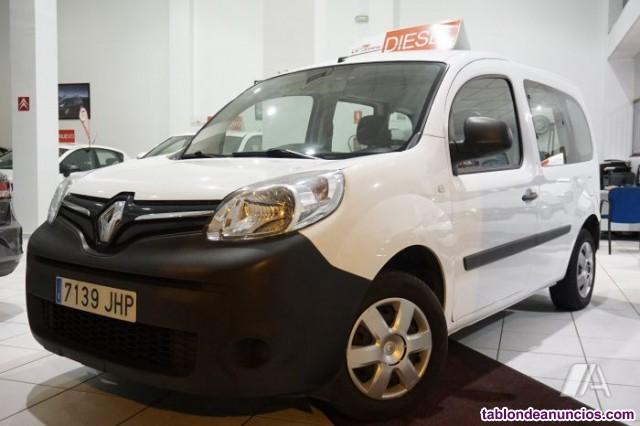 Renault kangoo combi 1.5dci profesional m1-af 66kw