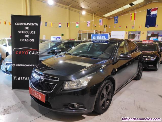 Chevrolet Cruze 2.0 D 163 CV Aut. 4P. LT