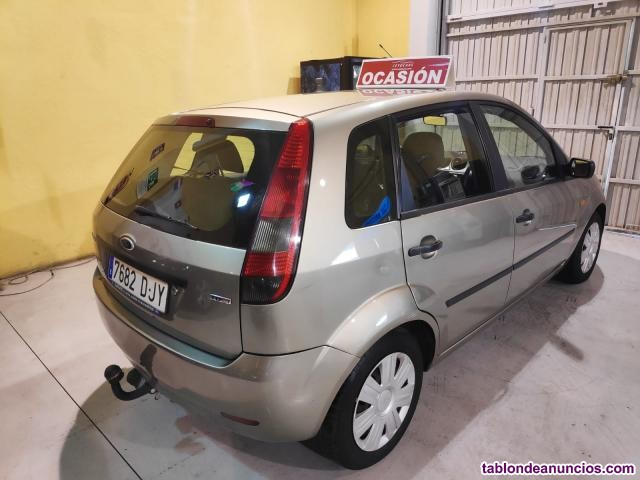 Ford Fiesta  1.4 TDCI 70 CV AUTOMATICO