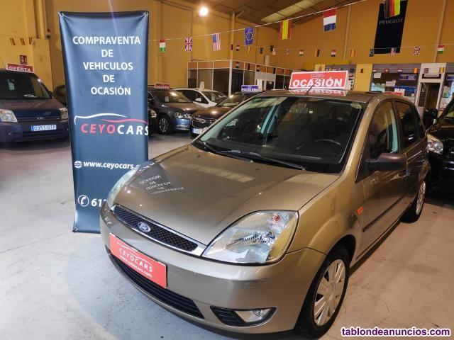 Fiesta 1.4Tdci Aut. 5P.Titanium