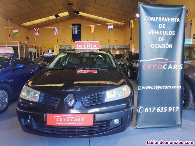 Renault Mégane 1.5 Dci/105cv 3P. Dynamique