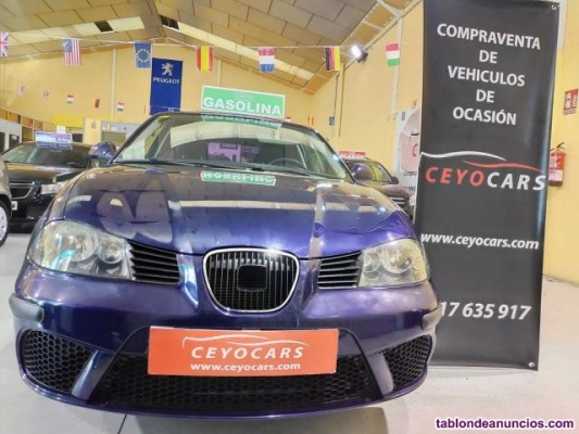 Seat Ibiza 1.6 3P. Sport 100 CV