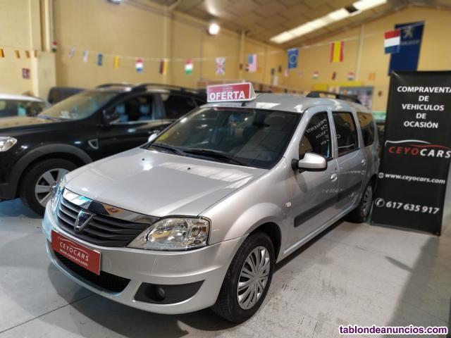 Dacia Logan MCV 1.5 DCI 85 CV 5 Posti Laurýate