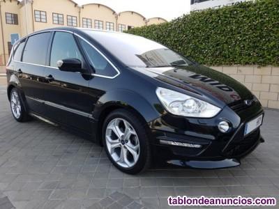 Ford S-Max 2.2Tdci 200Cv Titanium S Techo Cuero Xenón Libr