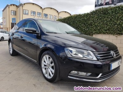 Volkswagen Passat 2.0Tdi 140Cv DSG Cuero Xenón  Libro Garantía