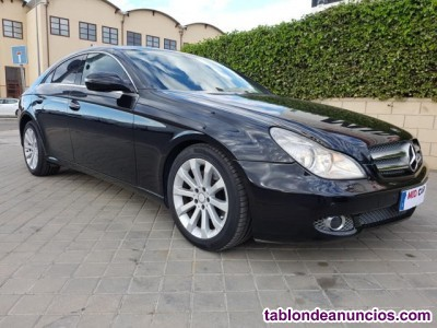 Mercedes-Benz CLS 350 350Cdi 225Cv Libro y Garantía Nacional
