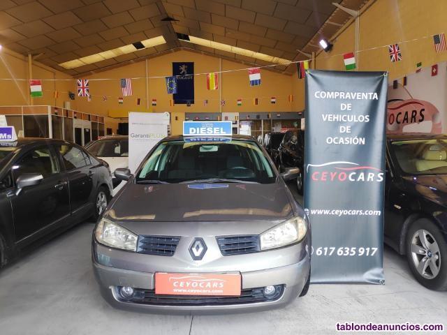 Renault Mégane 1.5 Dci/105cv 5P. Luxe Dynamique