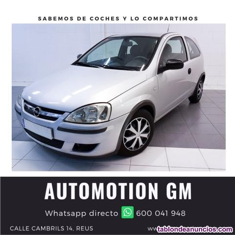 Opel Corsa Coupe Gasolina