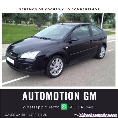 Ford Focus 2.0 145 CV Gasolina Sport