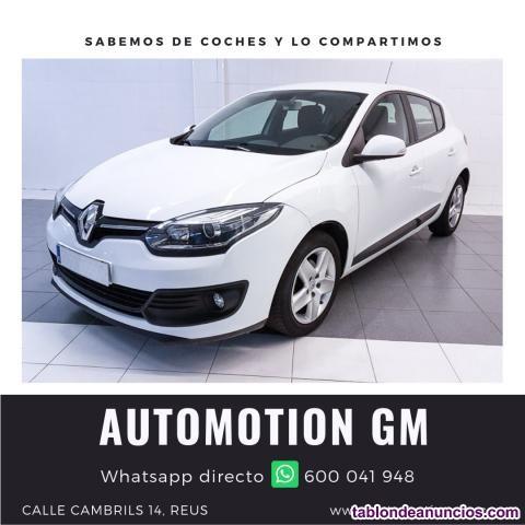 Renault mégane 1.5 dci 110 cv limited