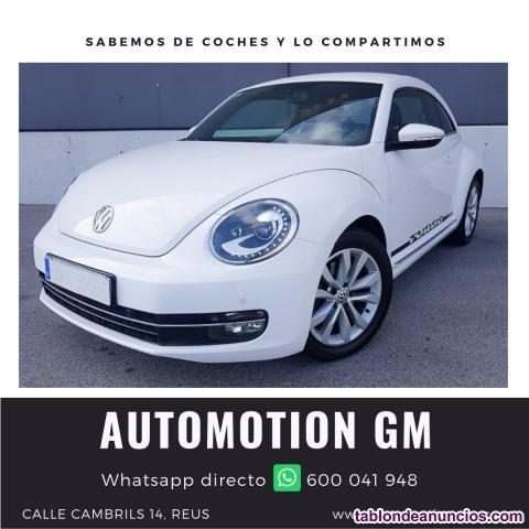 Volkswagen Beetle TSI 160Cv