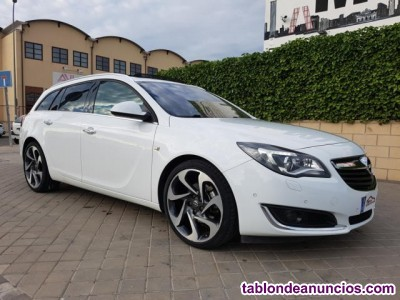 Opel Insignia ST 2.0Cdti 170Cv Sportive Techo Cuero Xenón GPS