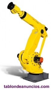 ROBOT FANUC R-2000IB diferentes modelos. En perfecto estado