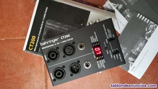 Ct-200 probador de cables digital
