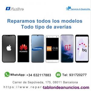 Reparar móvil barcelona