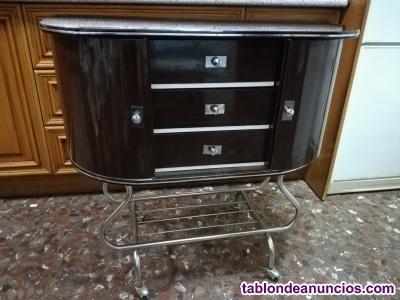 Mesa para televisor.
