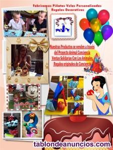 Velas con figuras personalizadas para cumpleaños adultos y niños