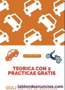 Autoescuela stop barcelona