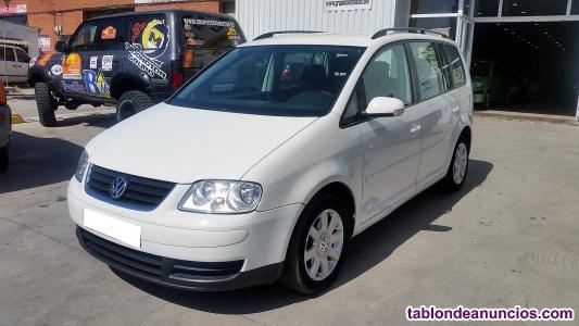 Volkswagen touran dsg tdi