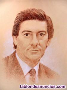 Clases particulares de dibujo de retrato en valladolid