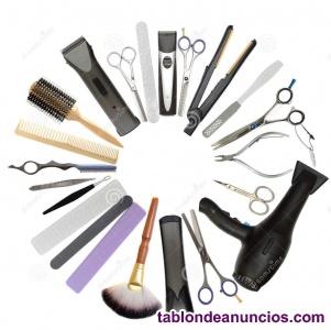 Curso peluquería y estética