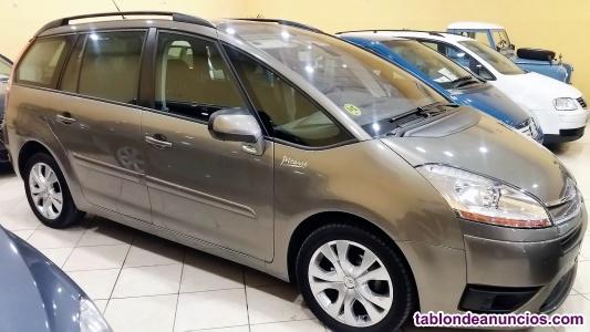 Citroën c4 grand picasso hdi automatico 7 plazas