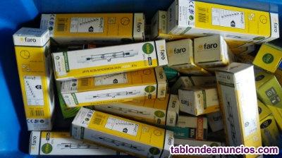 Vta DE BONBILLAS  LINEALES DE  500/300/150/100 W