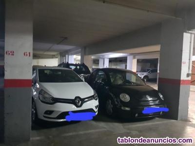 Vendo plaza parking muy centrica