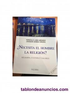 LIBRO DE RELIGIÓN: ¿Necesita el hombre la religión?