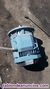 Motor electrico abb 5,50 kw