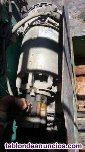 Motor electrico carretilla Iskra AMT 4647 48V