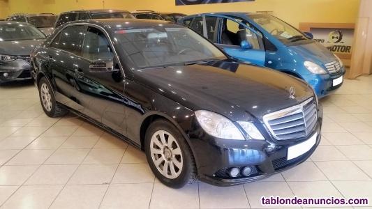Mercedes benz e200 cdi automatico